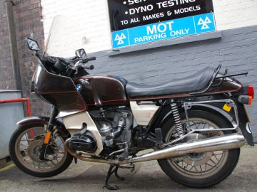 Used motorcycle BMW R100RS