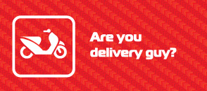 Are you delivery gue?